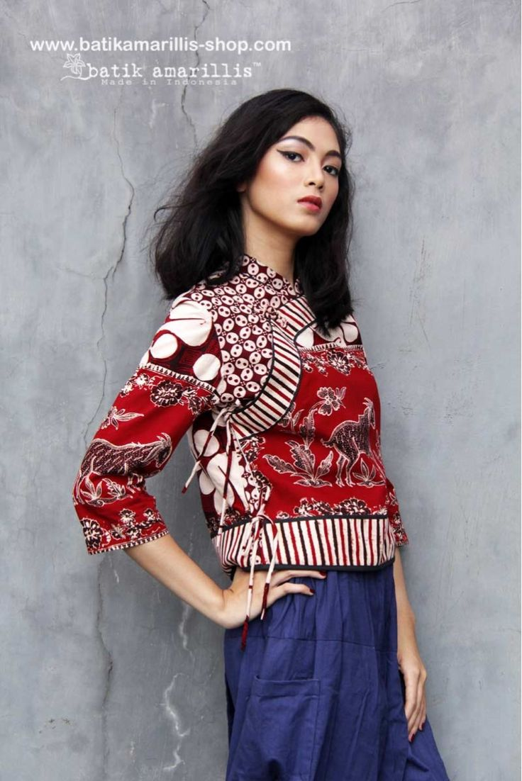 Batik Amarillis made in Indonesia www.batikamarillis-shop.com   LET's THE JOYLUCK's PARTY  BEGIN!!! Available at Batik Amarillis webstore www.batikamarillis-shop.com around #batikindonesia#ethnicwear#ethnicchic