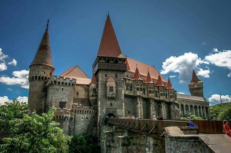 Hunedoara castle
