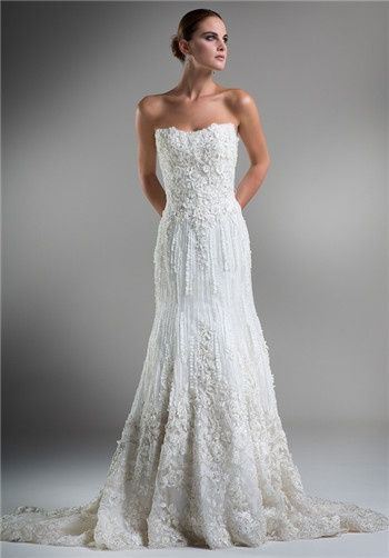 Stephen Yearick Wedding Dresses @ Catan Fashions in Strongsville OH | www.catanfashions.com | Find the dress of your dreams at the largest bridal store in America !