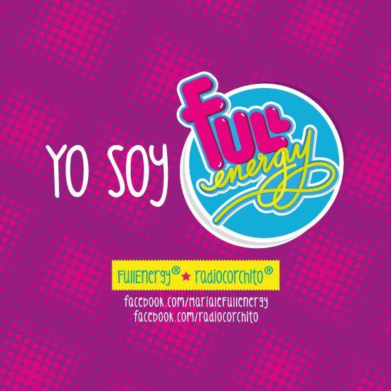 Tu y yo somos #FullEnergy. Nadie ni nada puede con tu fuerza interior!!!! A conquistar todos tus sueños!!!! #FullEnergy, #Quotes. #Geek. http://www.radiocorchito.com/fullenergy/