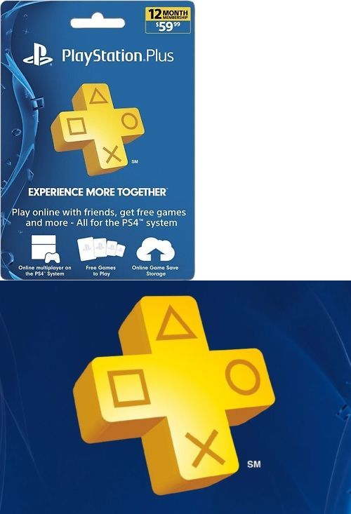 Prepaid Gaming Cards 156597: Playstation Plus 1 Year Digital