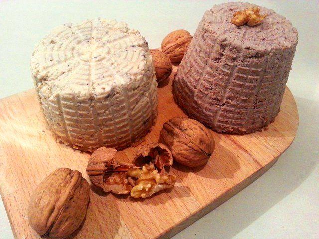 Formaggi ai probiotici: nocino e arachidino