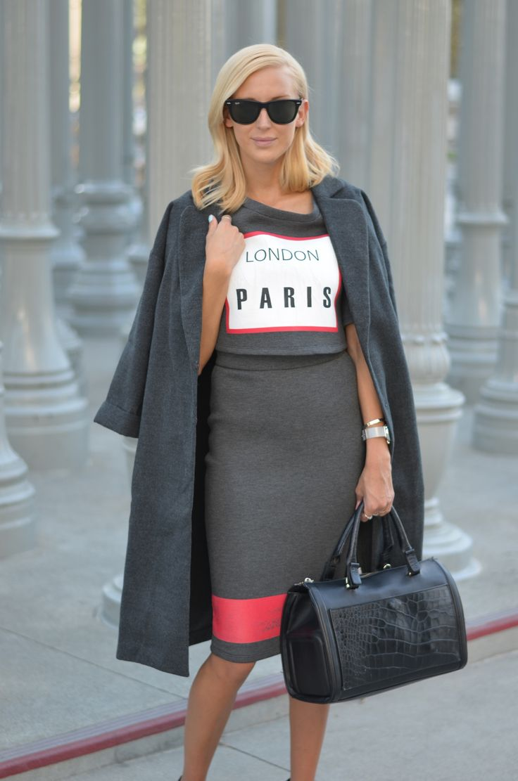 Emma Andersson - Streetstyle - Clohing Milimelange.com