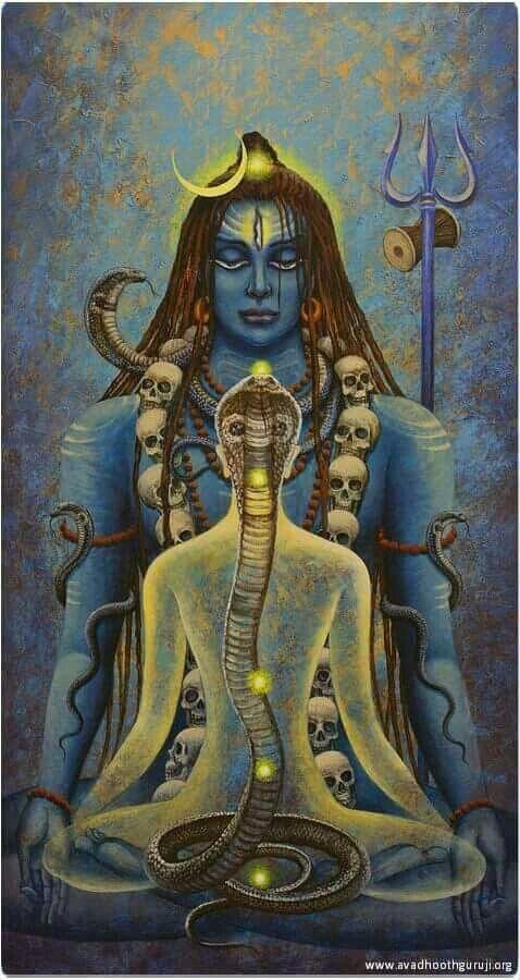Shivoham, Shivoham, Shivoham. Om Namah Shivaya.-