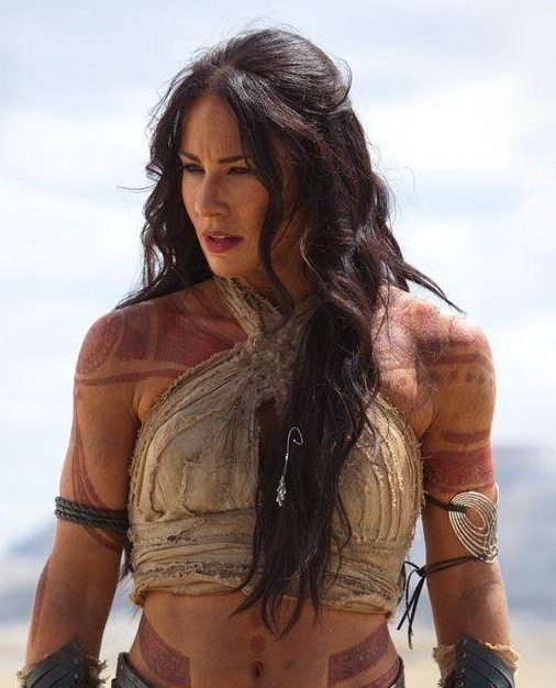 Dejah Thoris (Red Martian, John Carter)