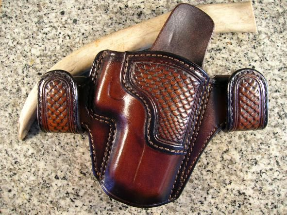 Custom Concealed Leather Holsters   SOLD*** to Leslie in Tenn.