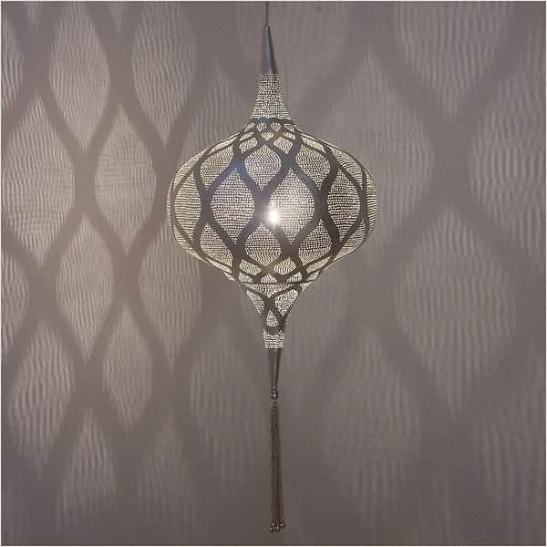 Zenza Grace Moorish Small Pendant Light - Pomegranate Living