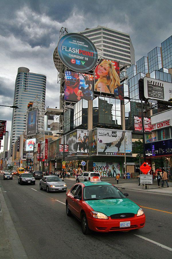 Toronto Downtown  #GILOVEONTARIO