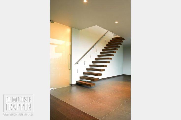 14 beste afbeeldingen over de mooiste trappen op pinterest cottages met en projecten - Moderne trap kwartslag ...