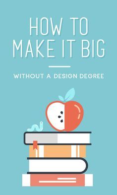 Jen Wagner shares her story and offers several tips on how to make it big in the design world without a degree.