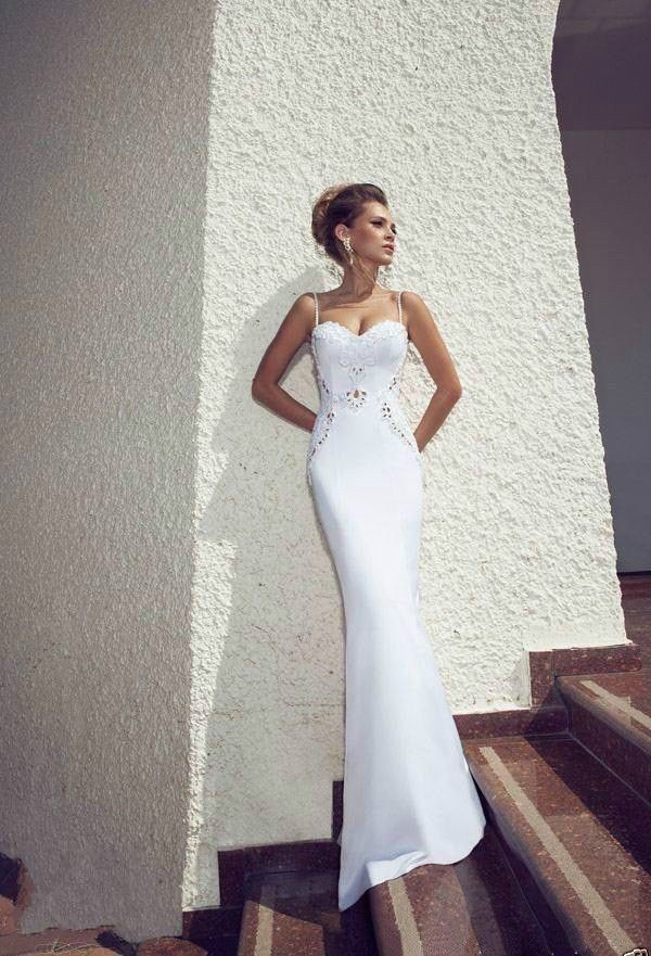10 best images about Wedding dress ideas on Pinterest | Satin, Prom ...