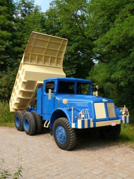 Tatra 111' 141' 147   Staré náklaďáky