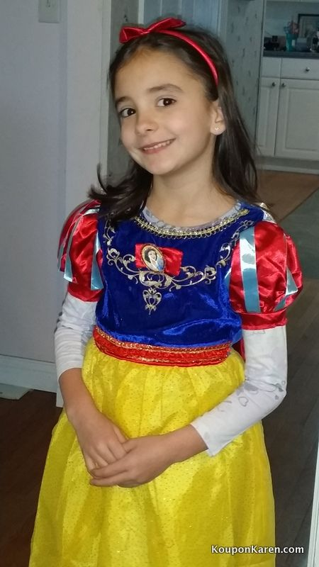 Take The Disney Movie Quiz and Win a Princess Costume {Giveaway}