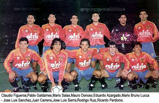 Union Española 1994