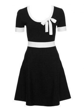 Coco Dress from Review Australia #monochrome #dresses #reviewaustralia