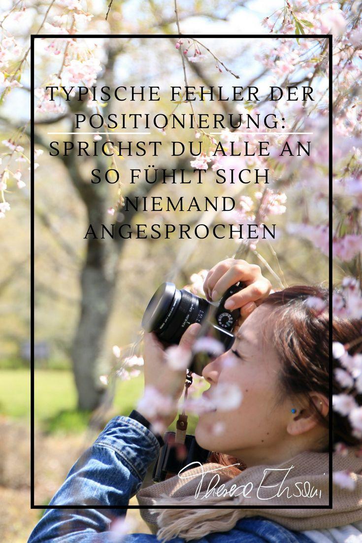 Du willst Sichtbarkeit bei deinen Wunschkunden? Dann vermeide die häufigsten Fehler :-)