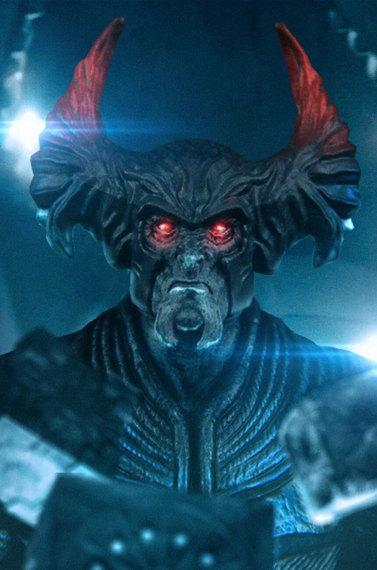 Steppenwolf (justice league) poster fanmade
