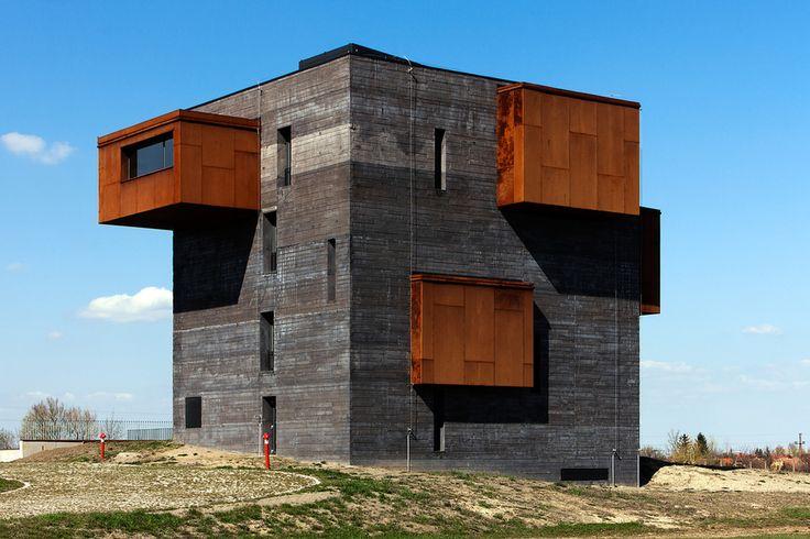 Index - Év épülete - Kemenes Vulkánpark – Galéria
