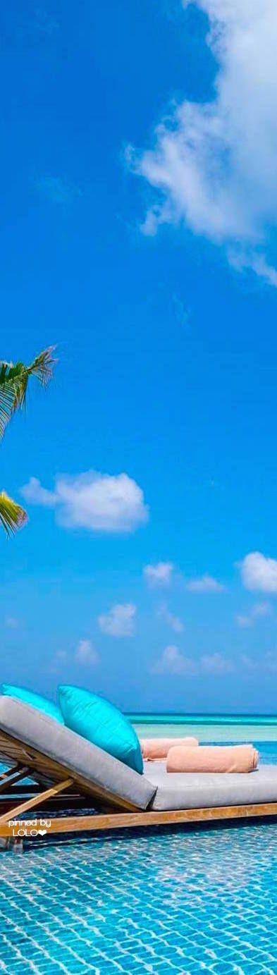 Club Med Finolhu Villas Maldives | LOLO❤