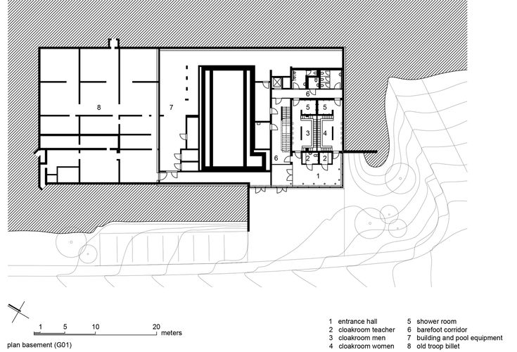 47 best b b i images on pinterest pools swimming pools for Swimming pool site plan