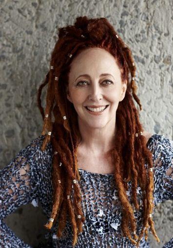 South African fashion designer Marianne  Fassler