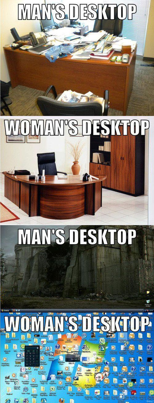30 Hilarious Things That Sum Up The Differences Between Men and Women 40 - https://www.facebook.com/diplyofficial