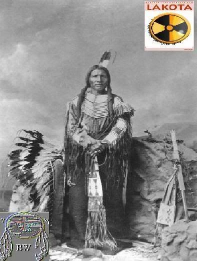 Little Big Man,Oglala Lakota