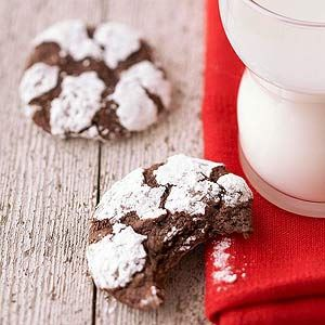 These chocolate cookies rolled in demerara or turbinado sugar are a kid-favorite recipe during Christmas or any time of the year.