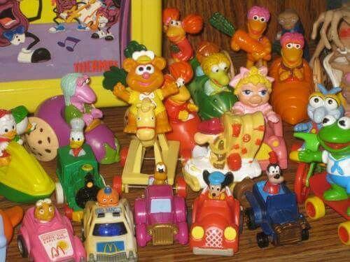8 Toys Yeards : Best mcdonalds toys images on pinterest