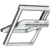 VELUX tuimelvenster vochtbestendig mat glas wit MK04 78x98 cm
