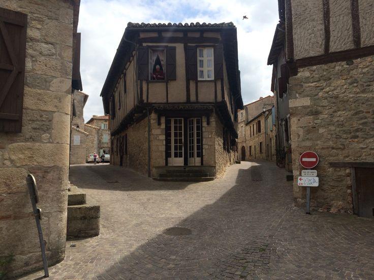 Castelnau de Montmiral - France