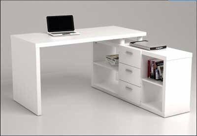Mini escritorio poco espacio