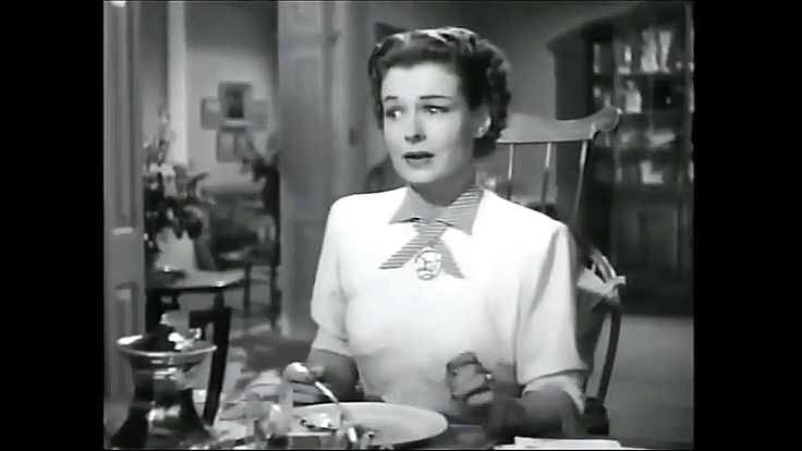 Louisa - Ronald Reagan, Charles Coburn, Ruth Hussey  1950