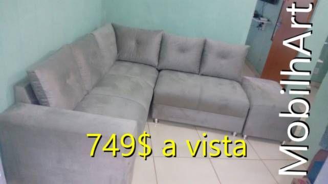 Sofas direto da fabrica A partir de 699 a vista Zap 987322384 Edna