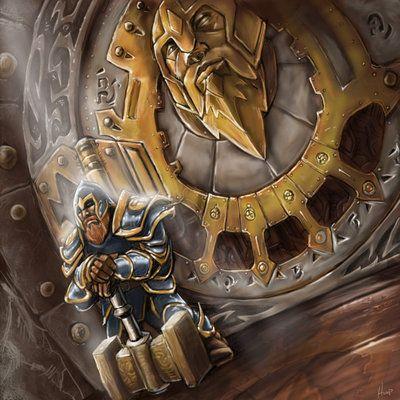 Vault of the Dwarves by FredHooper.deviantart.com on @deviantART