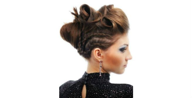 cool twelve Spectacular Prom Hairstyle Updos for 2015