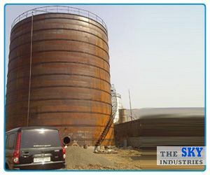 Boiler Erection