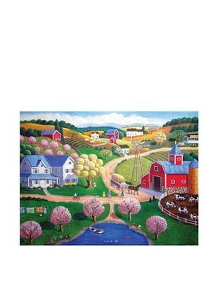 32% OFF Ravensburger Farm Country, 1500-Piece Jigsaw Puzzle