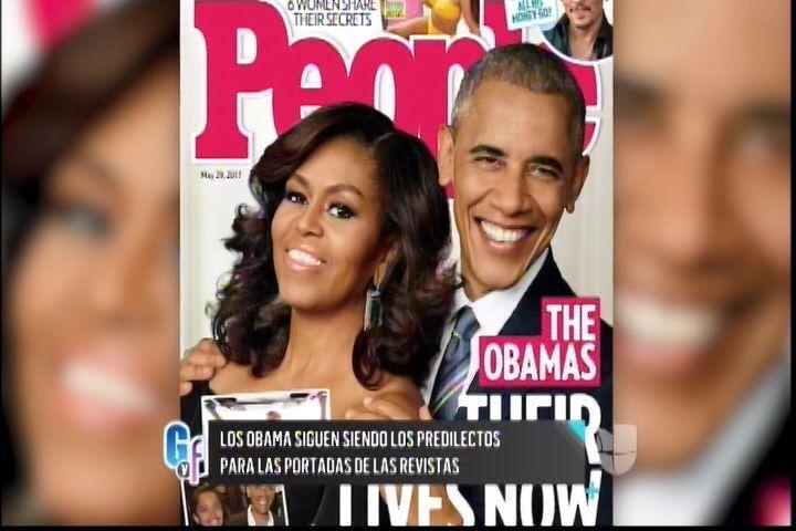 Chismes Gordos: Barack Y Michelle Obama Engalanan La Revista People