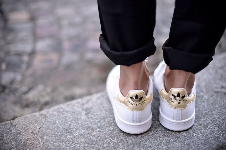 Adidas Stan Smith Pink Gold