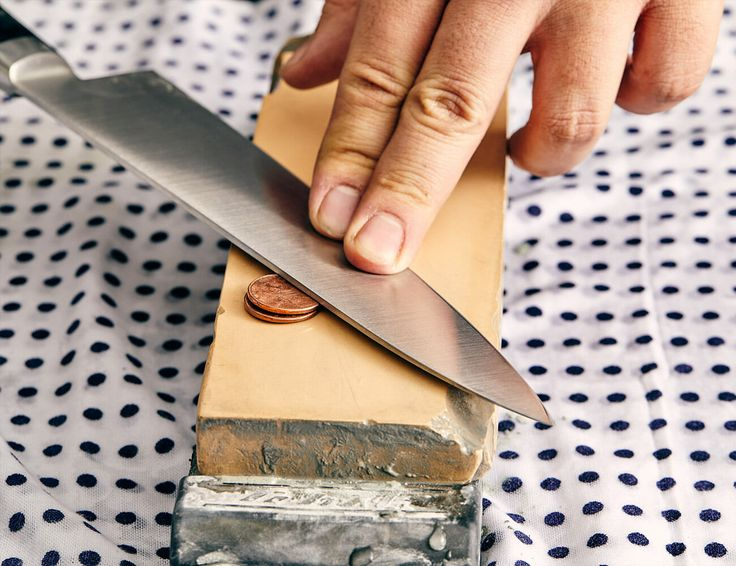 How to sharpen kitchen knives the right way kitchen