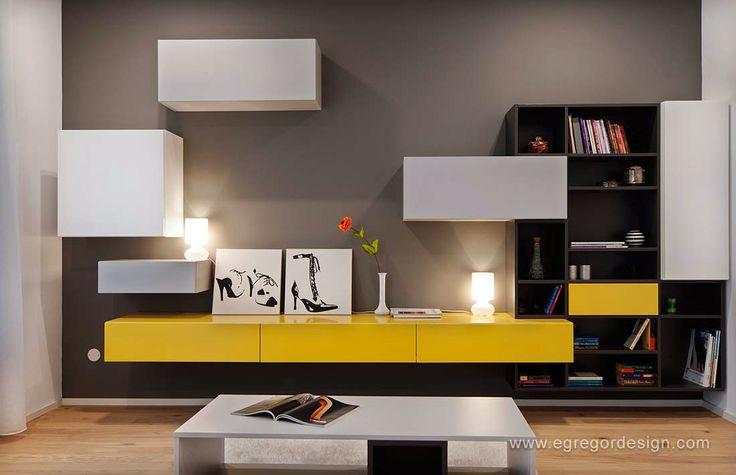 mobilare apartament familial corpuri suspendate masuta mobila personalizata cluj