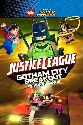 Assistir LEGO Liga da Justica Fuga em Massa em Gotham City Online Dublado ou…