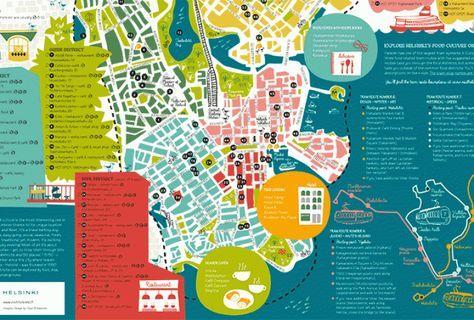 The food brochure Food Helsinki? HEL YEAH! reveals the secrets of Helsinki's food culture.