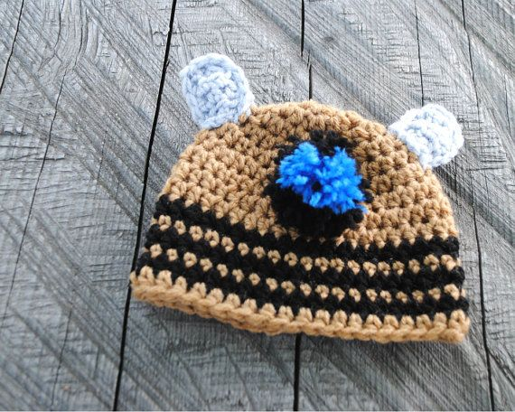 Doctor Who Dalek Baby Hat Doctor Who Costume by HandSpunGeek