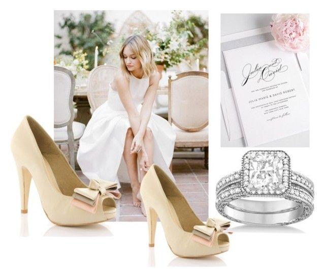"""wedding inspo"" by missisbossfashion on Polyvore featuring moda i Allurez"