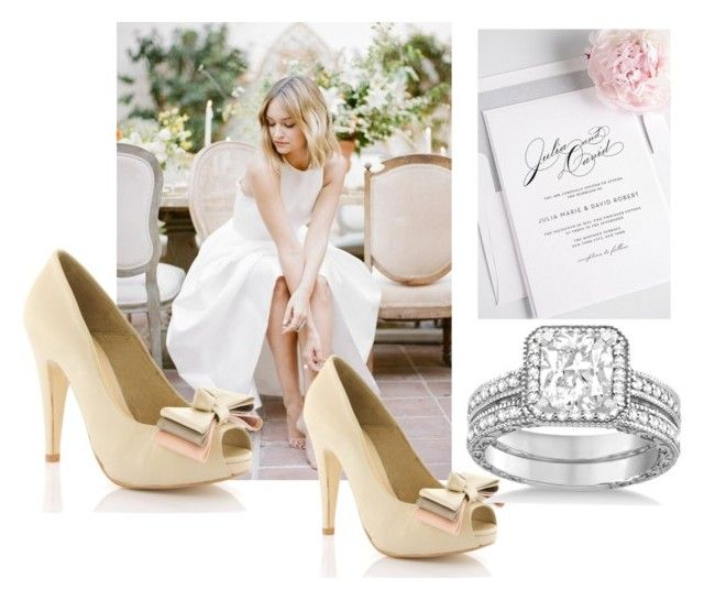 """wedding inspo"" by missisbossfashion on Polyvore featuring moda i Allurez"