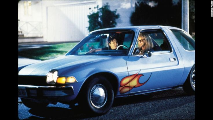 Waynes World Amc Pacer Amc Famous Movie Cars Wayne S