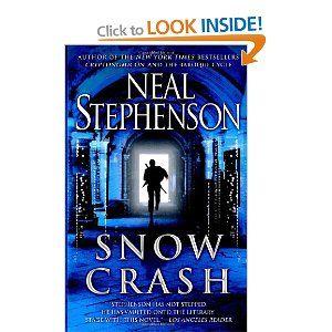 Snow Crash: Amazon.ca: Neal Stephenson: Books