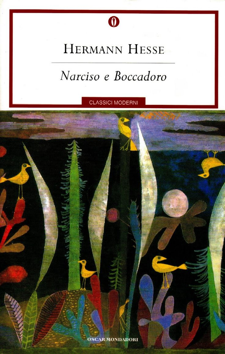 Hermann Hesse  Narciso E Boccadoro